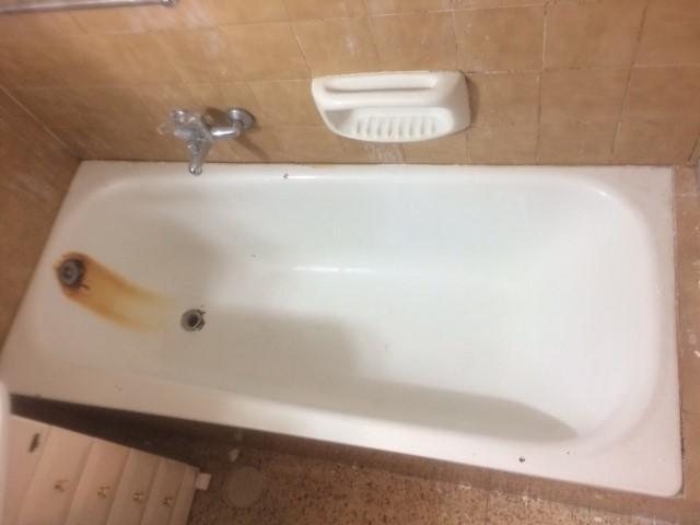 פרויקט הלבשת אמבטיה בראשון לציון