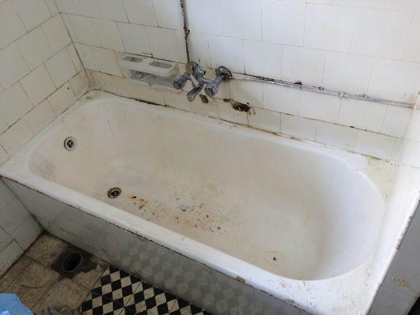 ציפוי אמבטיה בתל אביב לפני